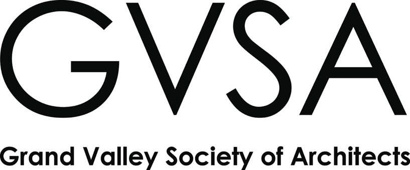 Logo for Grand Valley Society of Architects