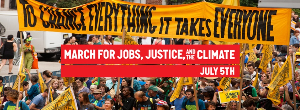 July 5th climate march poster_banner