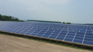 Grand Renewable solar-power