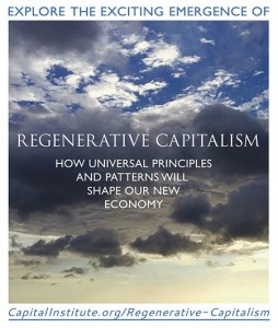 Regenerative Capitalism report