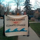 Climate March Waterloo 1