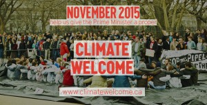 Image for Ottawa Climate Welcome